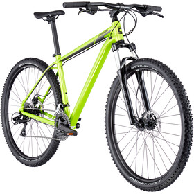 "Cannondale Trail 8 29"", acid green"